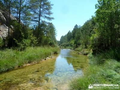 Hoz del Río Escabas - Serranía de Cuenca (Senderismo refrescante);viajes de naturaleza rutas de mo